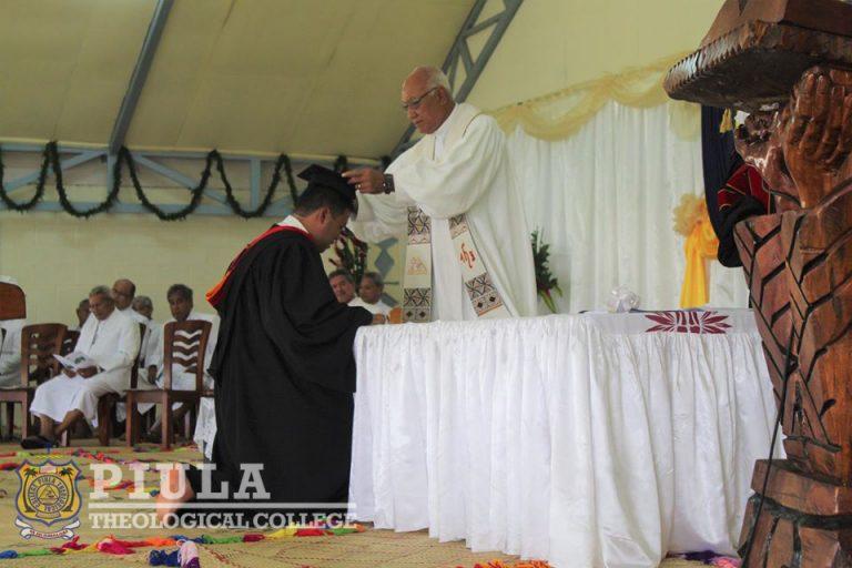 Graduation shot of Fetu